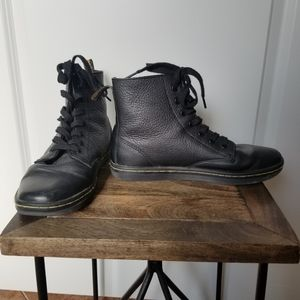 Dr. Martin Leyton Leather Boots